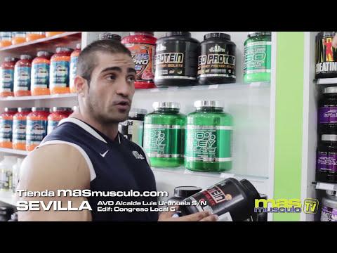Consultas  MASmusculo de Sevilla (Parte III) - Tabletas de Aminoácidos y Proteina Isolada