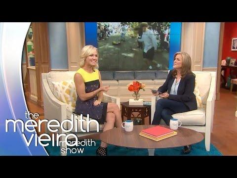 Jennie Garth from Arcola, Illinois | The Meredith Vieira Show