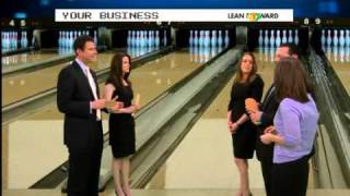 Carol Roth MSNBC Your Business Bowlsole Elevator Pitch