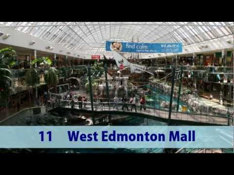Top 20 Largest Shopping Malls in the World (2012 Updated)