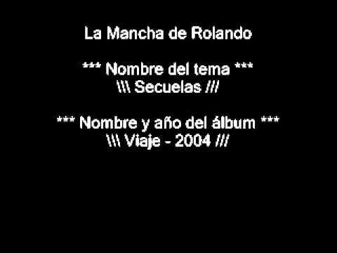 Mancha de Rolando - Secuelas
