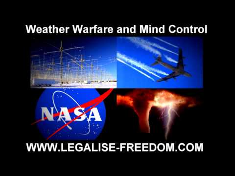 Dr. Eric Karlstrom - Weather Warfare and Mind Control