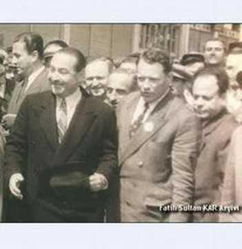Adnan Menderes' in idamı 27 mayıs ihtilali