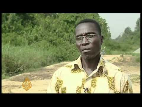 Fight continues for Nigeria oil spill victims   YouTube