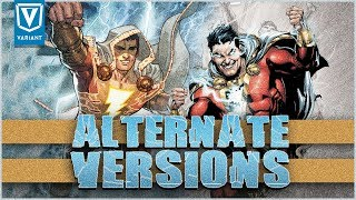 Alternate Versions Of Shazam!