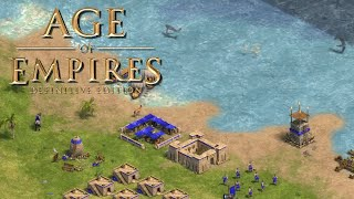 Age of Empires: Definitive Edition - Ägypten Kampagne [Gameplay / Longplay 001]