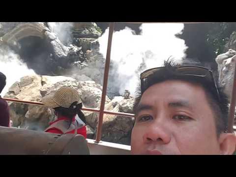 Jungle River Cruise   Adventureland   Disneyland Hong Kong #My Trip