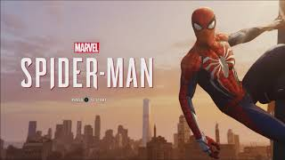 Spiderman Title Theme Animatic (2018, Insomniac/Sony Interactive) No SFX Version
