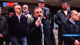 Jirayr Sefilyane «100-amyakn aranc rejimi» sharjman qayleri u npatakneri masin - 28.03.2015