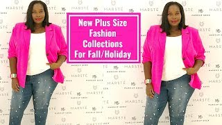 New Plus Size Fashion Collections From Simply Be & Makeup Geek /Life Of A Blogger Ep. 3