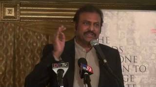 Part5 : Padmashri Dr. Manchu Mohan Babu Speech at Fund Raising, Dallas