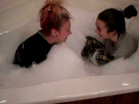 Lets Take a Bubble Bath Kids!
