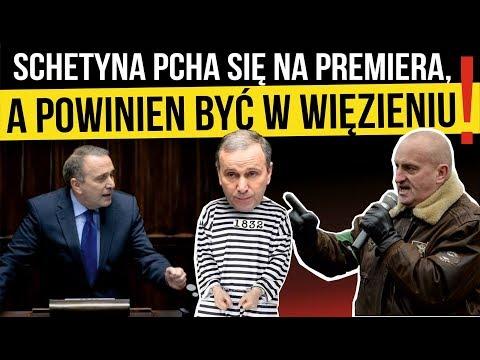 SCHETYNA PCHA SIĘ NA PREMIERA! Kowalski & Chojecki NA ŻYWO w IPP TV 07.12.2017