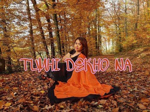 Tumhi Dekho Naa - 2018 I Video Cover I Gabriella Lestari