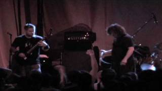 PIG DESTROYER Loathesome Live Pro-Shot by Metal Injection Summer 2009