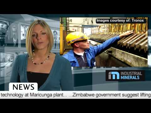 Industrial Minerals TV: 22 March 2013