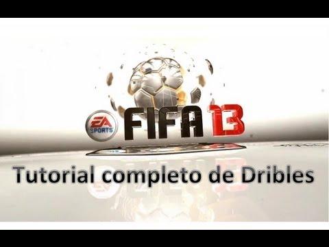 Fifa 13 Tutorial Completo de Dribles Como fazer skillmoves Dribles secretos e mais