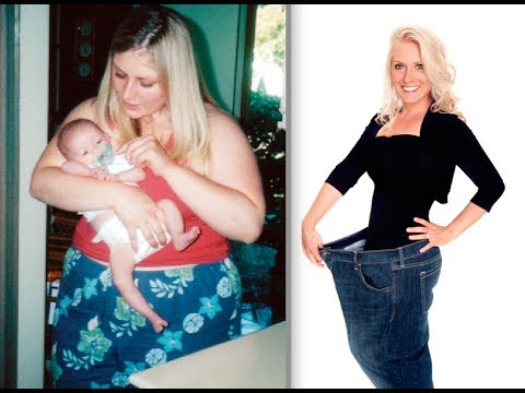 How One Woman Lost an Amazing 165 Pounds forecasting