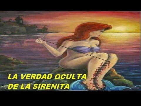 La verdadera historia de La Sirenita videos de terror fantasmas vida real
