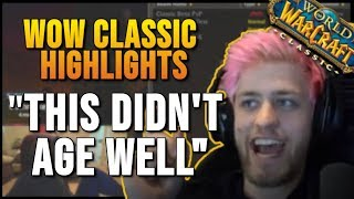 WoW Classic Highlights Part 4 - World of Warcraft Vanilla Best Moments