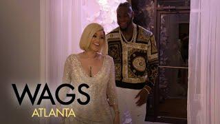 WAGS Atlanta | See Telli Swift & Deontay Wilder