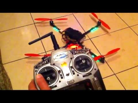 Rabbit Flight Controller — Horizont Calibration Tutorial