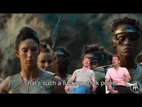 KFC Radio Reviews Wonder Woman