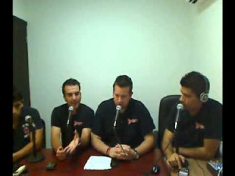 Extra Cancha en IP Radio @IPRadioMexico OCT 07 13 WMV V9