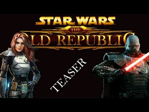 Teaser - Star Wars - The Old Republic