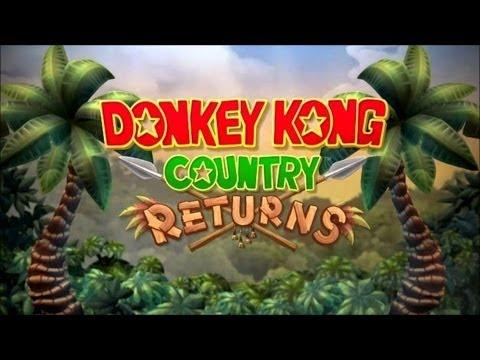 Como descargar Donkey Kong Country Returns para PC emulado en Dolphin