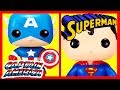PJ Masks Paw Patrol SuperHero Game - Surprise Toys from Spide...