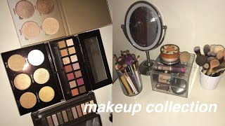 MAKEUP COLLECTION OF A 15 YEAR OLD