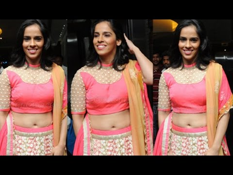 Indian Badminton Player Saina Nehwal Photos