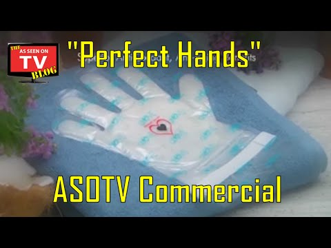 Perfect Hands As Seen On TV Commercial Buy Perfect Hands As Seen On TV Paraffin Wax Treatment