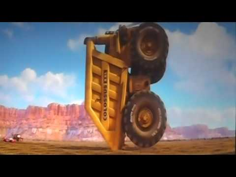 Cars II - Colossus XXL