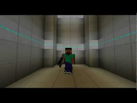 Minecraft Mod Spotlight- Portal gun Mod [Dutch] [1.2.5] [FULL HD] +install Tutorial