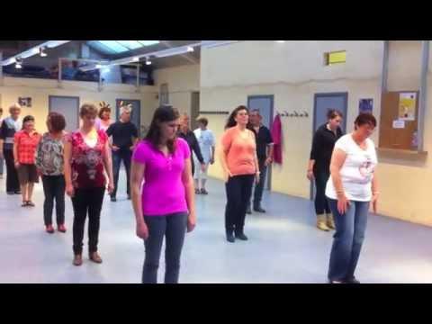 Brazil lalala (line dance)