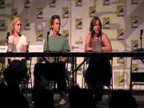 Kyle XY Comic Con 2007 Panel (Part 1)