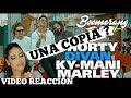 BOOMERANG DIVAN SHORTY KY MANY MARLEY IVideo Reaccion I Yahimi Rodriguez