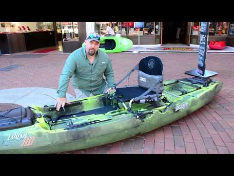 Jackson Kayak Coosa HD First Looks