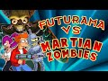 FUTURAMA vs MARTIAN ZOMBIES ★ Left 4 Dead 2 Mod (L4D2 Zombie Games)