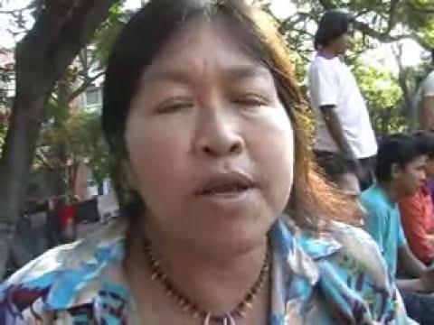 La otra cara de la moneda - Los indígenas de Paraguay