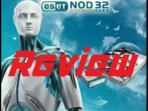 ESET Nod32 Antivirus Review and Tutorial