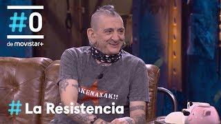 LA RESISTENCIA - Entrevista a Evaristo Páramos | #LaResistencia 13.03.2019