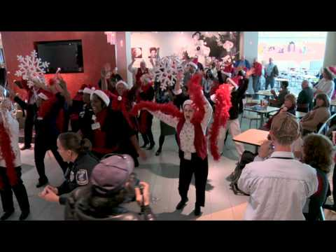 Nashville Airport Flash Mob