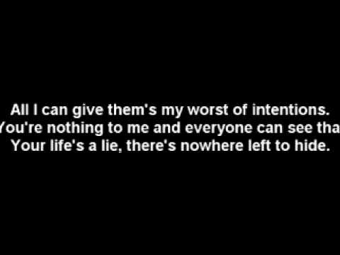 A Day To Remember-My Life For A Hire Lyrics Music Videos