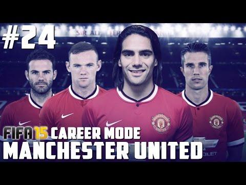 FIFA 15: Manchester United Career Mode - S02E02 - Back Home