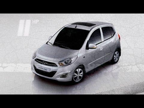 Hyundai i10, обзор
