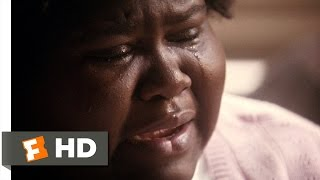Precious (6/8) Movie CLIP - Nothing To Write Today (2009) HD
