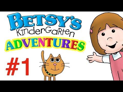 Betsy's Kindergarten Adventures - Full Episode #1